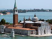 Italy, Venice, Church of St., Giorgio Maggiore, Italy, 1566-1610 AD