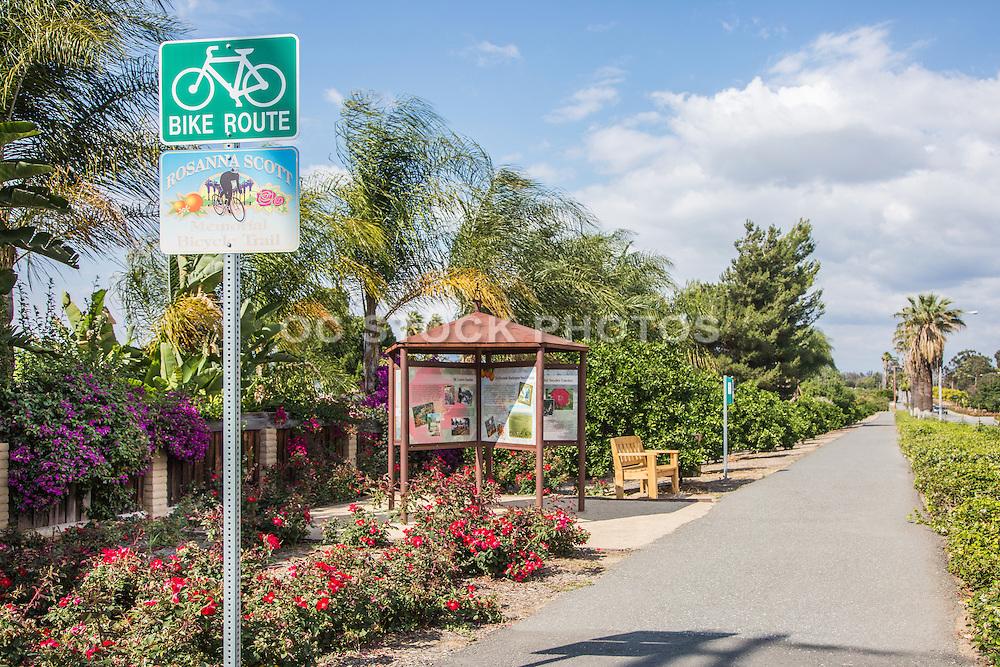 Rosanna Scott Memorial Bicycle Trail