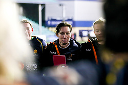 Worcester Warriors Women director of rugby Jo Yapp - Mandatory by-line: Robbie Stephenson/JMP - 11/01/2020 - RUGBY - Sixways Stadium - Worcester, England - Worcester Warriors Women v Richmond Women - Tyrrells Premier 15s