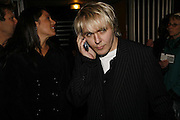 Nick Rhodes, Opening night of the  Broadway dance show 'Movin' Out' at the Apollo Victoria theatre. London. 10 April  2006. ONE TIME USE ONLY - DO NOT ARCHIVE  © Copyright Photograph by Dafydd Jones 66 Stockwell Park Rd. London SW9 0DA Tel 020 7733 0108 www.dafjones.com