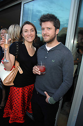SERGE TEULON and JESSICA ALBARN at a party to celebrate the publication of 'All That Glitters' by Pearl Lowe held at the May Fair Hotel, London on 8th July 2007.<br /><br />NON EXCLUSIVE - WORLD RIGHTS