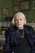 Anne Clarissa Eden, Countess of Avon, London. Dec 20 2018