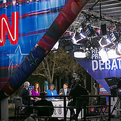 CNN Republican Presidential Debate at the BankUnited Center