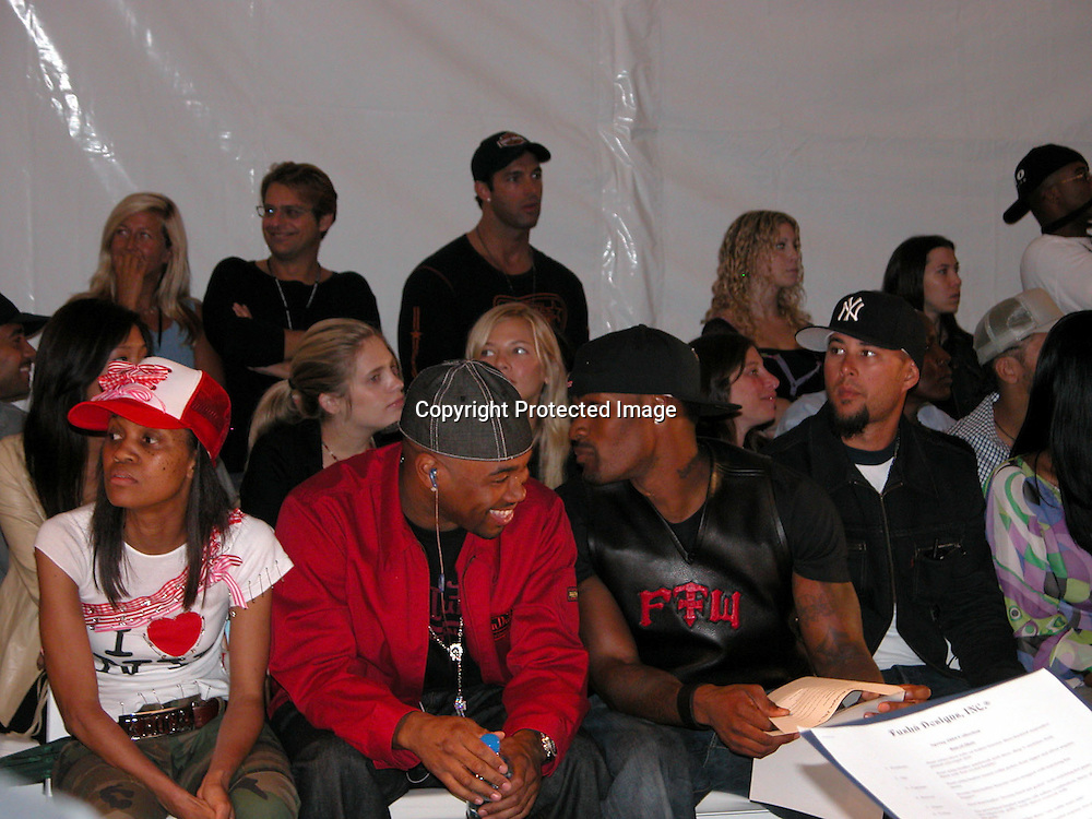 Tyson Beckford &amp; Chris Judd<br />