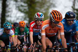 Christine Majerus of Boels Dolmans rides mid-pack during Stage 1 of the Festival Elsy Jacobs - a 97.7 km road race, starting and finishing in Steinfort on April 28, 2018, in Luxembourg. (Photo by Balint Hamvas/Velofocus.com)