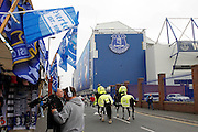 Goodison awaits West Ham for the Premier League match between Everton and West Ham United at Goodison Park, Liverpool, England on 30 October 2016. Photo by Craig Galloway.