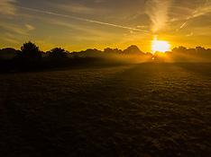 2018-10-09-Drone-Sunrise