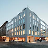 Tiedekulma / Think Corner - University of Helsinki