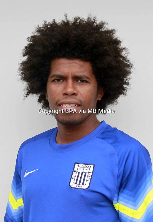 Football - Peruvian League Descentralizado - <br /> Movistar Trophy 2016 - Abertura Tournament / <br /> Club Alianza Lima - <br /> Julio Landauri