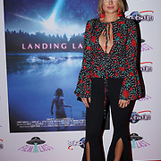 London, England, UK. 14th September 2017.Maddie Hopper attend the Landing Lake Film Premiere at Empire Haymarket,London, UK.