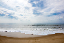 The beautiful ocean in East Hampton, NY