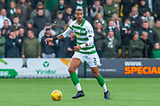 Christopher Jullien (#2) of Celtic FC during the Ladbrokes Scottish Premiership match between Livingston FC and Celtic FC at The Tony Macaroni Arena, Livingston, Scotland on 6 October 2019.