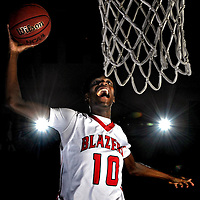 Appeal-Democrat 2011-2012 Boys Basketball First Team: Lindhurst High's Miguel French. (Nate Chute/Appeal-Democrat)