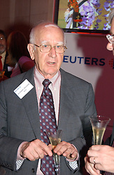 SIR ROBERT WORCESTER chairman of Mori at the Reuters Summer Party held in The Sackler Octagon, Tate Britain, Millbank, London SW1 on 27th July 2006.<br /><br />NON EXCLUSIVE - WORLD RIGHTS