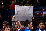 A X Armani Exchange Olimpia Milano - Grissin Bon Reggio Emilia<br /> Basket Serie A LBA 2019/2020<br /> Milano 01 December 2019<br /> Foto Mattia Ozbot / Ciamillo-Castoria