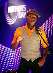 Aloe Black pictured performing at the launch of Arthur's Day 2011. Pic Andres Poveda CPR