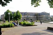 Germany - Neues Schloss in Stuttgart