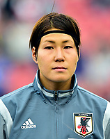 International Women's Friendly Matchs 2019 / <br /> SheBelieves Cup Tournament 2019 - <br /> Japan vs England 0-3 ( Raymond James Stadium - Tampa-FL,Usa ) - <br /> Erina Yamane of Japan