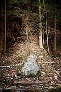 Das Gebet Tal in der Nähe des Haus Na Sboru in Kunvald (deutsch Kunwald) welches an den Beginn der Brüderunität erinnert.