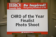 Attendees at the HRO Today Awards Gala May 4, 2015 in Philadelphia, PA. (Photo by Ben Hider)