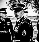 Military Honor Guard, Alexandria, Va