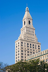 Travellers Tower in Hartford Connecticut USA
