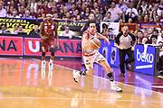 DESCRIZIONE : Venezia Lega A 2014-15 Semifinale Gara 7 Umana Venezia - Grissin Bon Reggio Emilia  <br /> GIOCATORE : Amedeo Della Valle<br /> CATEGORIA : contropiede palleggio <br /> SQUADRA : Grissin Bon Reggio Emilia <br /> EVENTO : Campionato Lega A 2014-2015 <br /> GARA : Semifinale Gara 7 Umana Venezia - Grissin Bon Reggio Emilia <br /> DATA : 11/06/2015<br /> SPORT : Pallacanestro <br /> AUTORE : Agenzia Ciamillo-Castoria/GiulioCiamillo<br /> Galleria : Lega Basket A 2014-2015  <br /> Fotonotizia : Venezia Lega A 2014-15 Semifinale Gara 7 Umana Venezia - Grissin Bon Reggio Emilia