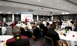 The Bristol City Community Trust Quiz begins - Mandatory by-line: Robbie Stephenson/JMP - 19/09/2016 - FOOTBALL - Ashton Gate - Bristol, England - Bristol City Community Trust Quiz