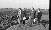 1976 - Taoiseach Visits Peatland Developments   (K71)