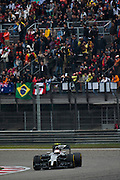 April 20, 2014 - Shanghai, China. UBS Chinese Formula One Grand Prix. Kevin Magnussen (GBR), McLaren-Mercedes