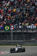 April 20, 2014 - Shanghai, China. UBS Chinese Formula One Grand Prix. Kevin Magnussen (GBR), McLaren-Mercedes