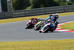 #50 Sylvain Guintoli Bennetts Suzuki MCE British Superbike Championship