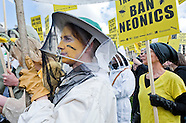 BRITAIN - March of the Beekeepers