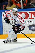 2.10.2012, Ritari Areena, H?meenlinna..J??kiekon SM-liiga 2012-13. HPK - JYP..Antti Jaatinen - JYP