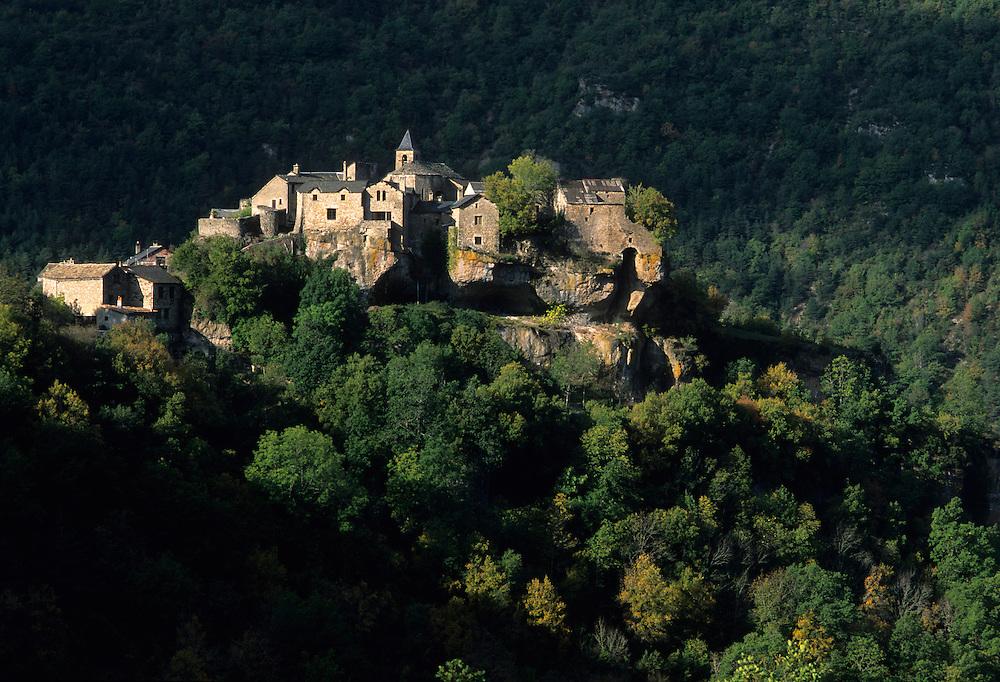 France, Aveyron, Cevennes, Cantobre