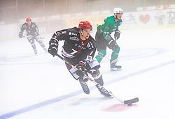 URUKALO Ziga (HK SIJ Acroni Jesenice) during the final match of Ice Hockey Slovenia Cup bettwen HK SIJ Acroni Jesenice and HK SZ Olimpija  Ljubljana on September 8, 2018 in Kranj, Slovenia. Photo by Urban Meglic / Sportida