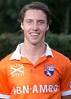BLOEMENDAAL - Thomas van Doorn, HC Bloemendaal , seizoen 2012-2013. COPYRIGHT KOEN SUYK