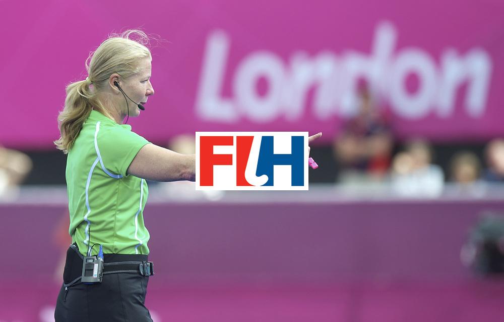 LONDON - Olympische Spelen 2012.women match.Australia v United States.foto:  Stella Bartlema..FFU PRESS AGENCY COPYRIGHT FRANK UIJLENBROEK.
