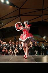 New Zealand, North Island, Wellington, fashion show for WOW World of Wearable Art. Photo copyright Lee Foster. Photo #126678