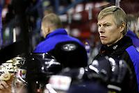 Ishockey<br /> GET-Ligaen<br /> 30.10.08<br /> Jordal Amfi<br /> Vålerenga VIF - Storhamar Dragons<br /> Trener Alexandr Smirnov<br /> Foto - Kasper Wikestad