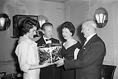 1961 - A.E.I. Gala Ltd. press reception at the Gresham Hotel Dublin