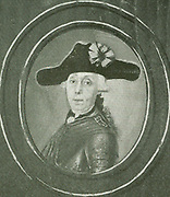 Governor Van der Graeff (1785-1791) was an excellent military officer, who, however, was rather reckless as regards expenditure for fortifications.  To a new district the name Graaff-Reinet was given in honour of the governor and his wife - shown here.