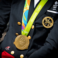 Dressage - Individual Medal Ceremony - Rio 2016 Olympic Games