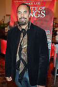 Roger Guenveur Smith at The Opening for Spike Lee's theater production of  ' County of Kings' held at The Publc Theater on October  12, 2009
