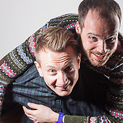 Andrew and Mark