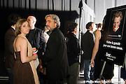 Soirée de remise des prix du concours CRÉA : Les meilleures pubs de l'année. Organisé par Infopresse. Stade Uniprix / Montreal / Canada / 2009-04-08, © Photo Marc Gibert / adecom.ca