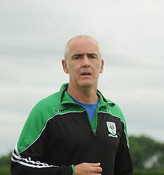 Charlestown manager Paul Jordan<br />Pic Conor McKeown