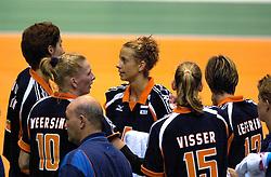 18-06-2000 JAP: OKT Volleybal 2000, Tokyo<br /> Nederland - China 3-0 / Henriette Weersing, Erna Brinkman