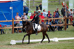 De Cleene Wouter, BEL, Alaric de Lauzelle<br /> European Championship Eventing Landelijke Ruiters - Tongeren 2017<br /> © Hippo Foto - Dirk Caremans<br /> 28/07/2017
