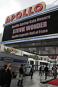 13 June 2011- Harlem, NY-  Atmosphere at the 2011 Annual Apollo Spring Gala honoring Stevie Wonder held at the Apollo Theater on June 13, 2011 in Harlem, New York City. Photo Credit: Terrence Jennings